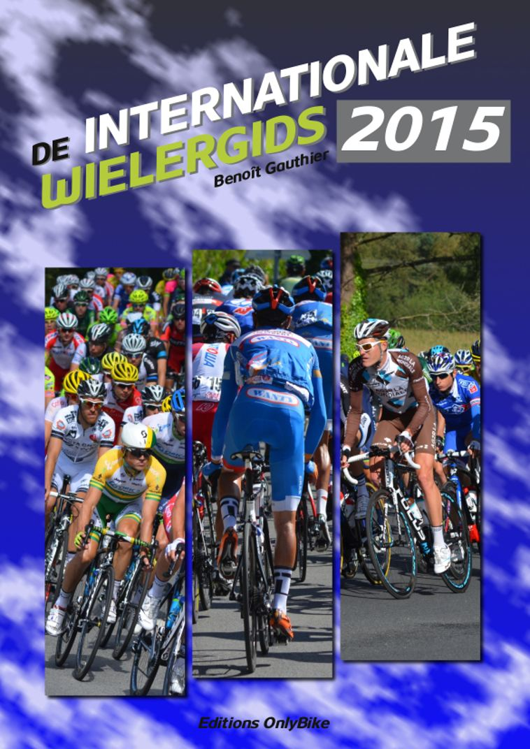 Couverture du Internationale Wielergids