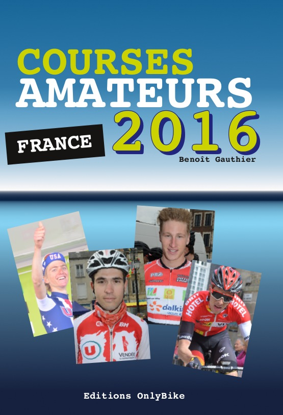 Couverture de Courses amateurs 2016