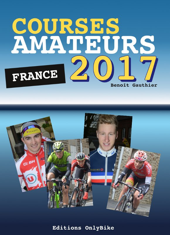Couverture Courses amateurs 2017