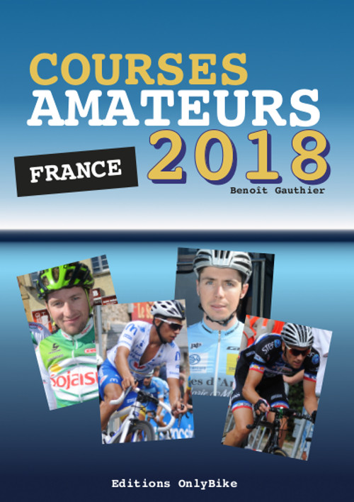 Couverture de Courses amateurs 2018