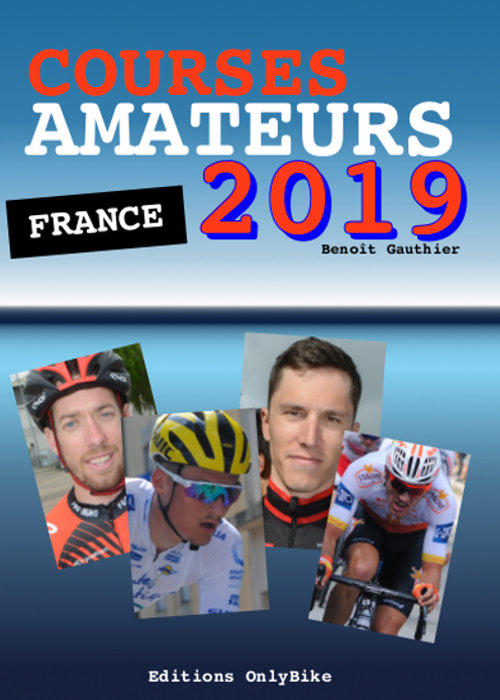 Couverture de Courses amateurs 2019