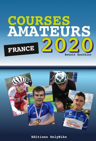 Couverture Courses amateurs 2019