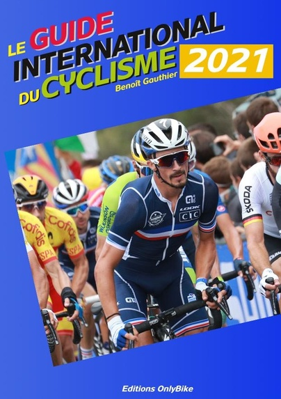 Couverture Guide International du Cyclisme 2021