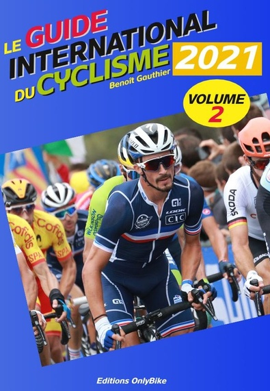 Couverture Guide International du Cyclisme 2021 (vol. 2)